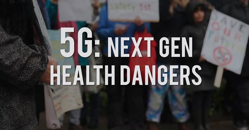 5G: Next Gen Health Dangers (Documentary)