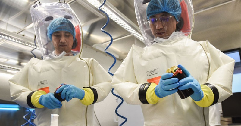 "Chinese Lab That Studies ""World's Most Dangerous Pathogens"" is Based in Wuhan"