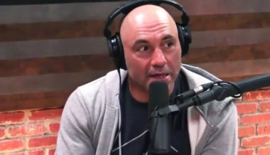 Joe Rogan Smeared as a 'White Nationalist Transphobe' After Bernie Sanders Accepts His Endorsement