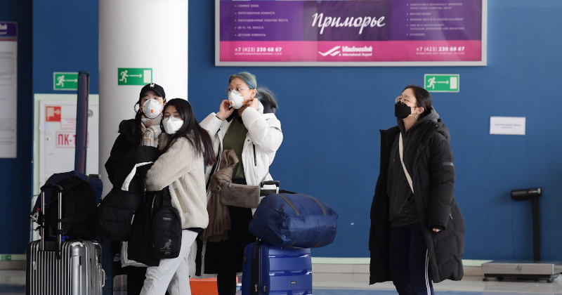 First Cases of Coronavirus Confirmed in Russia