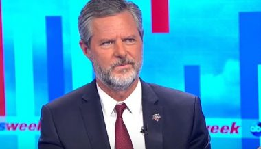 Jerry Falwell, Jr. says he might support 'civil disobedience' if Dems pass gun control