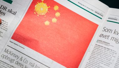 China Demands Apology For Newspaper's Coronavirus Cartoon