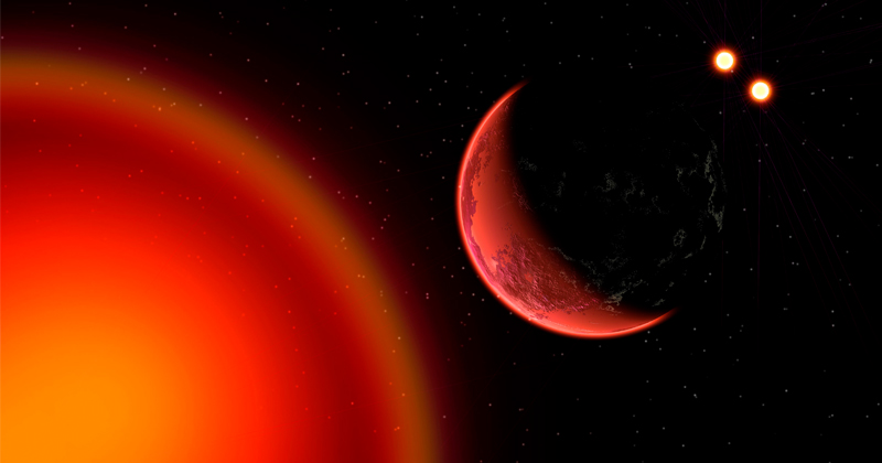 Scientists Discover Water on Exoplanets - But in Much Lower Quantity Than Initially Thought