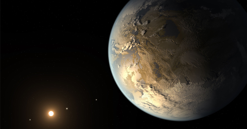 NASA Planet Hunter Finds its 1st Earth-Sized Habitable-Zone World