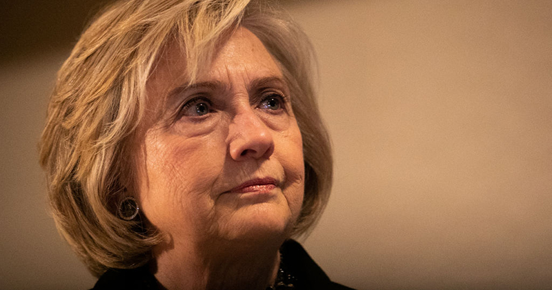 Let Her Off: DOJ Inquiry Into Hillary Clinton 'Finds Nothing'