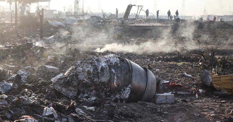 In Stunning Reversal, Iran Admits Accidentally Shooting Down Ukrainian Passenger Jet