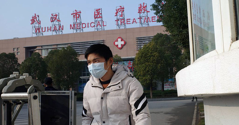 "The Mysterious New ""SARS-Like Virus"" That Is Killing People In China Has Now Spread To Japan"