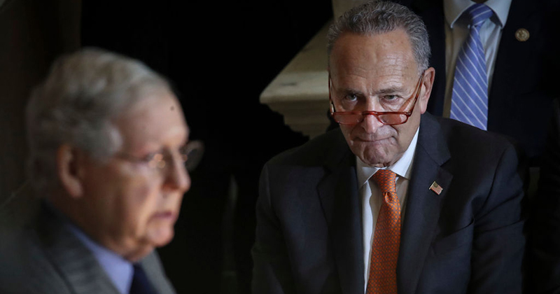 McConnell Gives Democrats Just Two Days For Trump Impeachment Trial In Senate