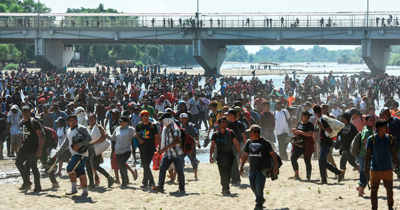 Migrants Waiting For Dems To Win Election Because 'It Would Make Things Easier To Get In'