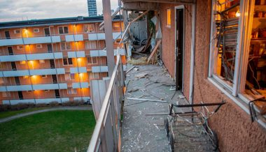 Large Explosions Rock Apartments in Swedish No-Go Suburbs