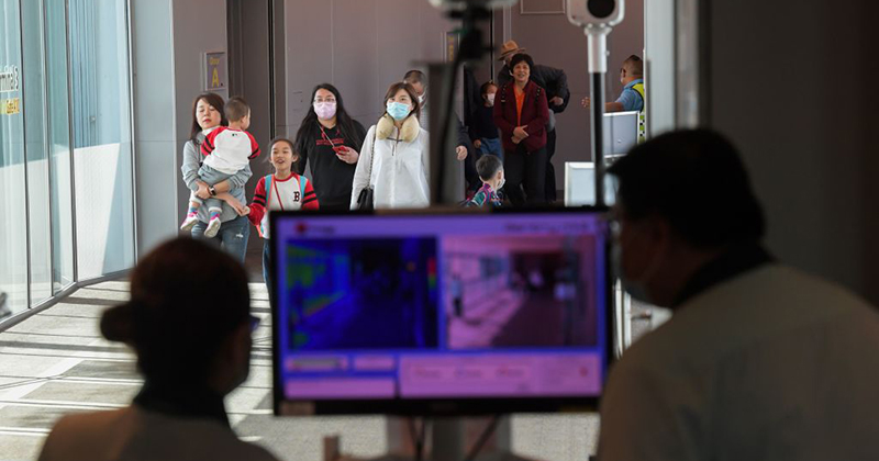 UPDATES - China Wuhan Coronavirus GettyImages-1195290490