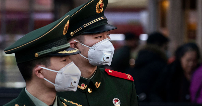 Xi says China faces 'grave situation' as virus death toll hits 42