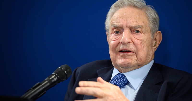 Soros-Funded Progressive Globalists Using Covid-19 to Push Own 'Technocratic Solutions'