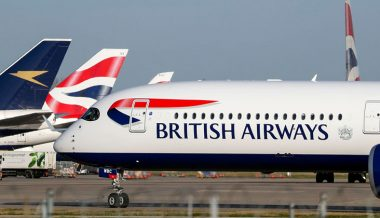 British Airways Ends All Flights To China As Virus Spreads To Middle East