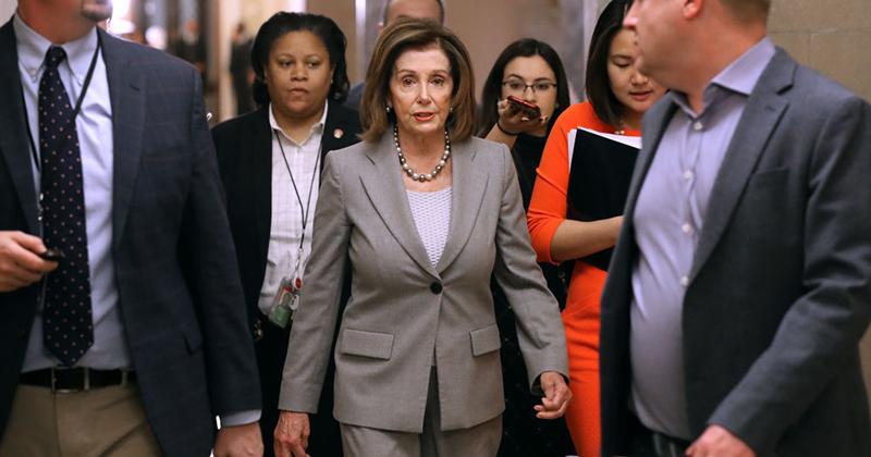Nancy Pelosi to Transmit Impeachment Articles to Senate Next Week