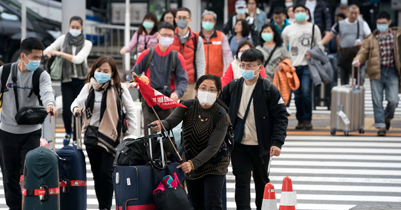 PANIC: Searches For 'Virus Mask' Explode Online