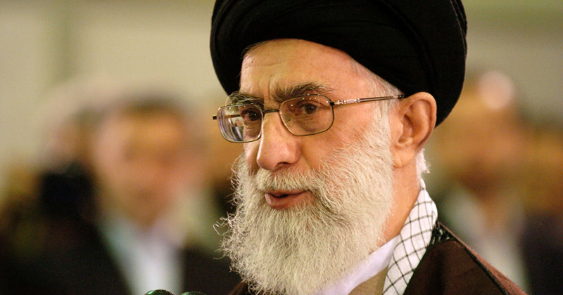 Iran's Khamenei Taunted Trump Before Soleimani Strike: 'You Can't Do Anything'