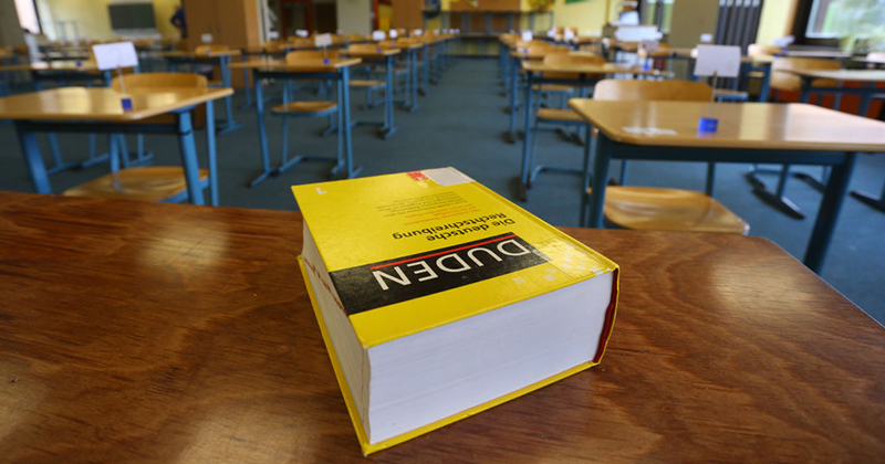Major German Dictionary Adds 'Inshallah' to Lexicon