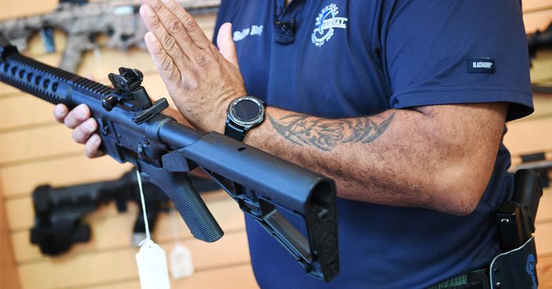 Gun Grab in Virginia Would Spark Next Civil War