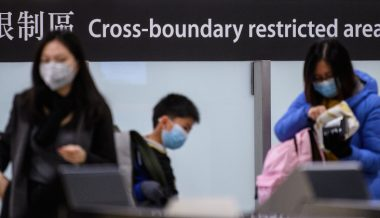 China Curbs Travel To Hong Kong As Projections Show 300,000 Might Already Be Infected
