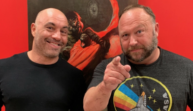 Flashback: Alex Jones Returns To Joe Rogan Podcast