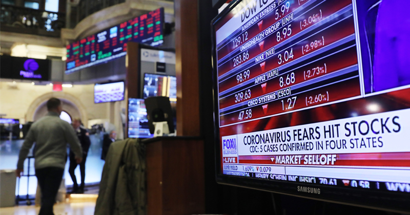 Inflation-Driven Bubble Set to Pop - Even Without Coronavirus Panic