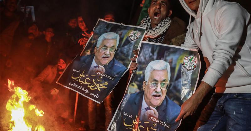 "Palestinian Leader Slams Trump's Mideast Deal, Says ""Jerusalem is Not For Sale"""