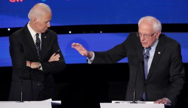 Race Between Biden & Sanders Heats Up While Warren & Pete Have Peaked - Insider