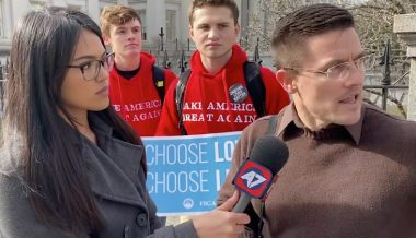 March For Life Attendees Reveal Abortion Industry Lies