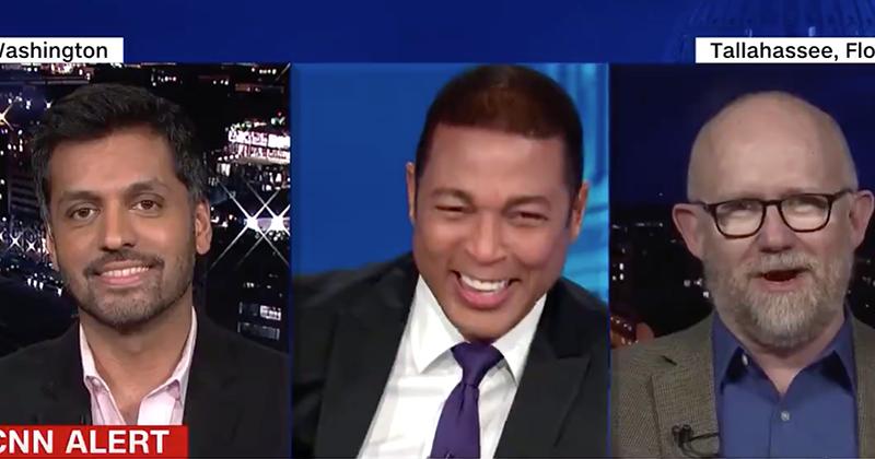 Watch: CNN Calls Trump Supporters Stupid Illiterate Rednecks