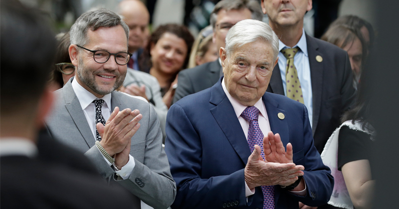"""Hungary's Orban Warns: Soros is """"World's Number-One Oligarch"""""""