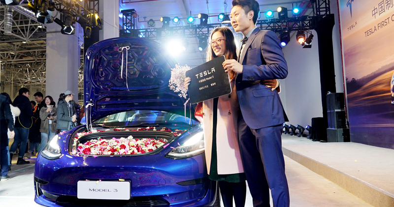 Tesla Slashes Prices on China-Made Model 3 By Whopping 16%