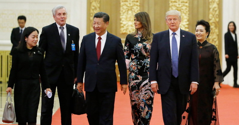 Trump Says China Trade Deal Could Be Signed In Coming Days