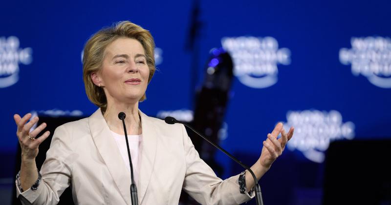 EU Chief Says Europe Needs 'Credible Military Capabilities'