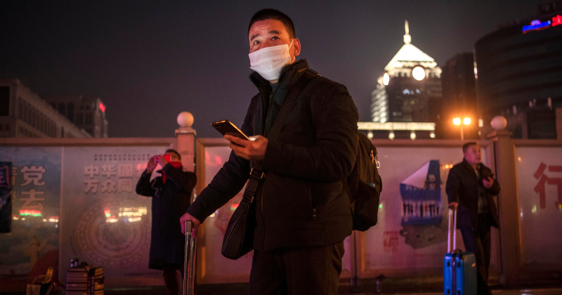 Beijing City Cancels Major Public Events Due to Coronavirus Outbreak