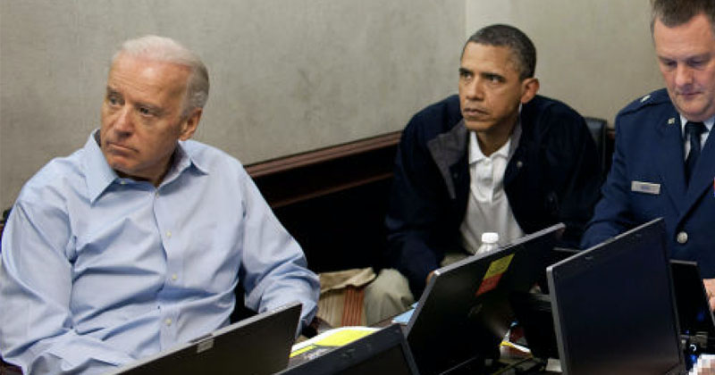Biden Caught In 'Flat-Out Lie' Over Bin Laden Raid
