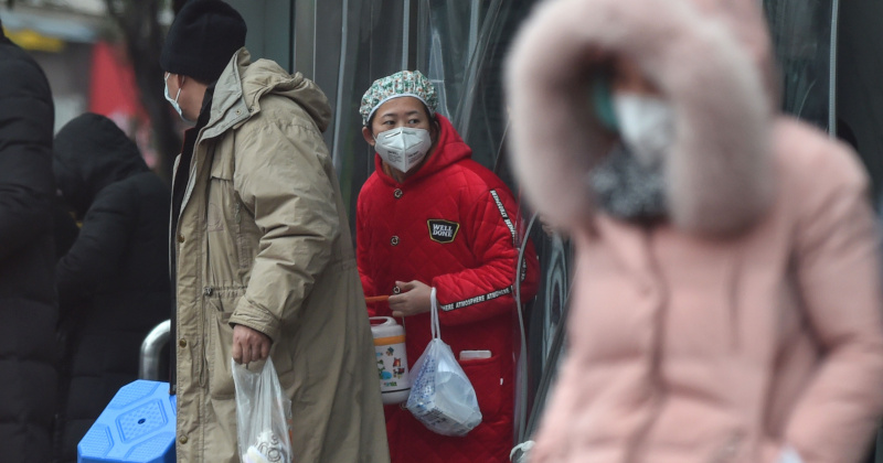 At Least 10 Chinese Cities, 33 Million People Locked Down as Virus Spreads