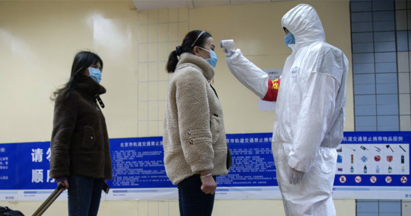 5 Million Potential Carriers Have Left Wuhan As Coronavirus Appears To Mutate Into 'More Transmissable' Form