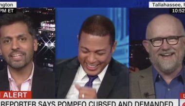 CNN's Don Lemon & Panelists Mock Trump's 'Boomer Rube' Voters