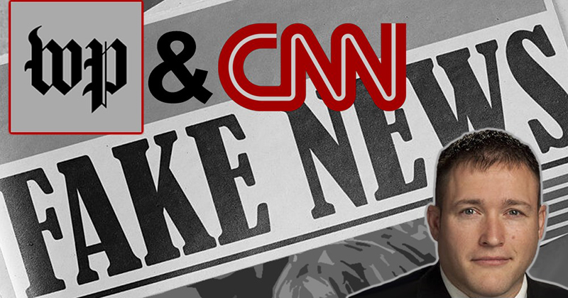 Tennessee State Rep. Files Bill To Officially Designate CNN As FAKE NEWS