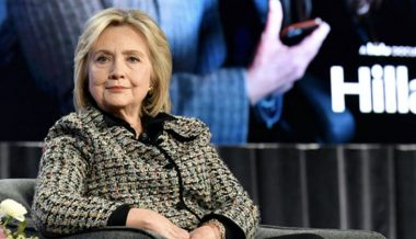 Hillary Clinton Says 'Nobody Likes Bernie' Despite Stealing Dem Nomination From Him in 2016