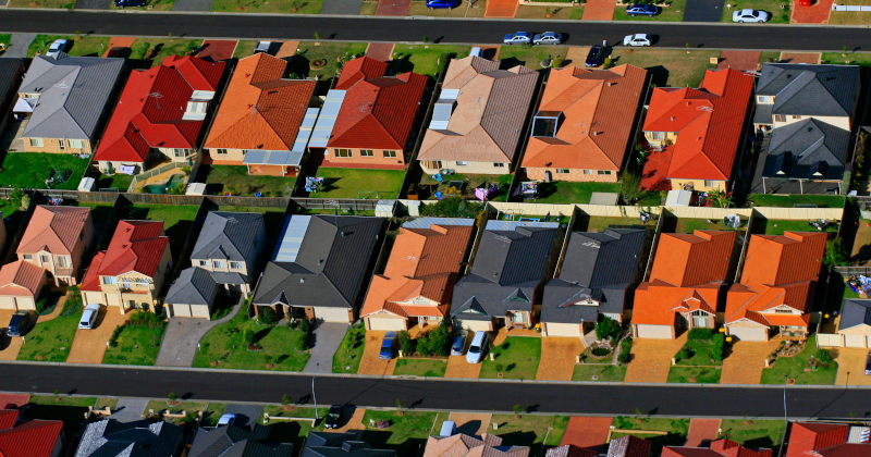 Urban Planning Professor Calls For Rethinking of Private Homeownership