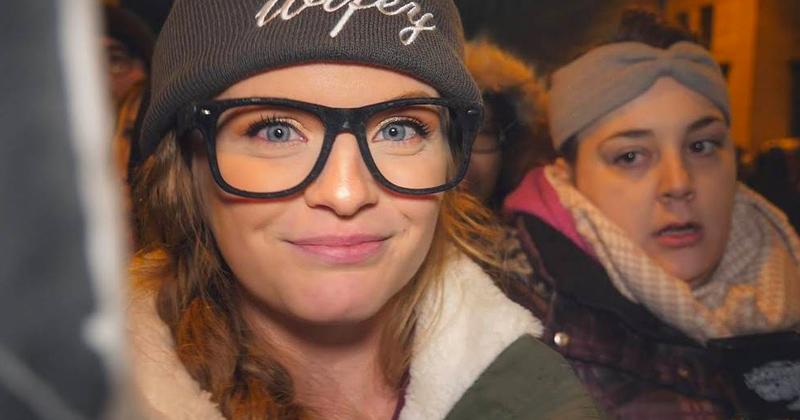 Kaitlin Bennett Goes Undercover