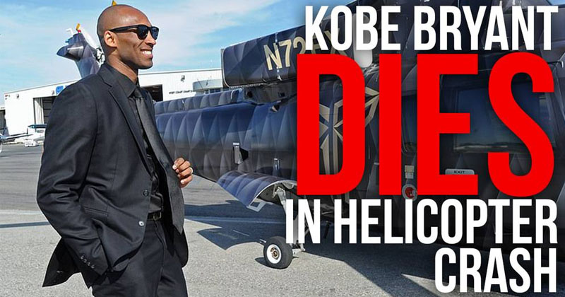 Star-Killing Is A Real Phenomenon & Kobe Bryant's Tragic Helicopter Crash Should Be Investigated