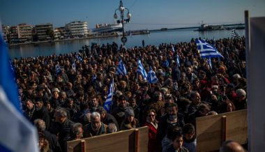 "Greeks Stage Major Anti-Migration Protests, Demand ""We Want Our Islands Back"""