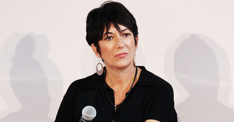 Report: Ghislaine Maxwell Under Ex-Special Forces Guard Due To 'Credible Death Threats'