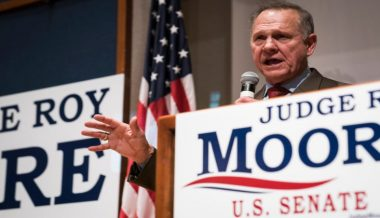Watch Live: Interviews With Judge Roy Moore & Art Thompson