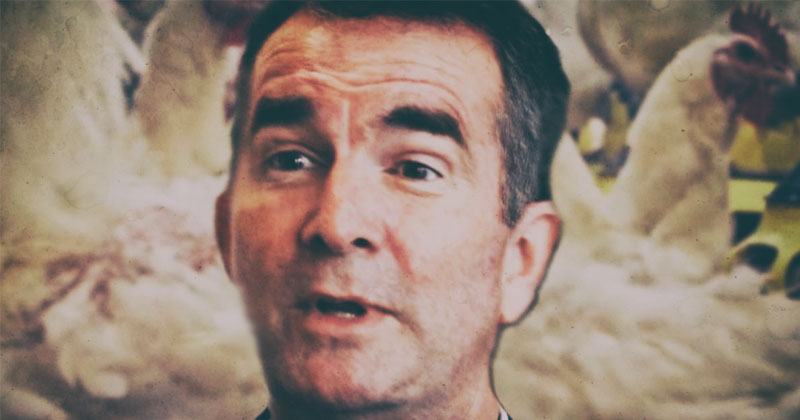 Northam Declares State Of Tyrannical Cowardice