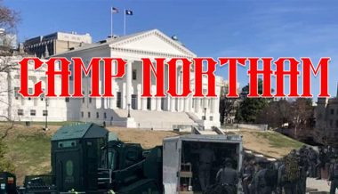 The Camp Northam Police State Trap