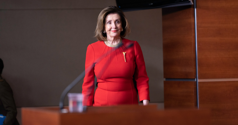 Pelosi: House to Introduce 'War Powers Resolution' to Limit Trump In Iran